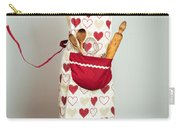 Red Baking Apron Carry-all Pouch