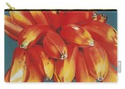 Red Bananas Of Jocotepec Carry-all Pouch