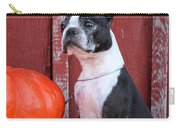 Red Barn Boston Carry-all Pouch