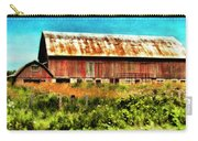 Red Barn No.1 Carry-all Pouch