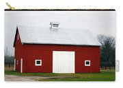Red Barn- Photography By Linda Woods Carry-all Pouch