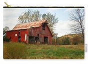Red Barn Putnum County Carry-all Pouch