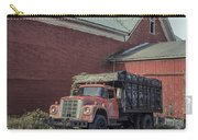 Red Barn Red Truck Carry-all Pouch