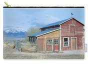 Red Barn, Route 50, Nevada Carry-all Pouch
