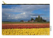Red Barn Tulip Farm Carry-all Pouch