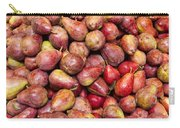 Red Bartlett Pears Carry-all Pouch