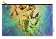 Red Bellied Dream Carry-all Pouch