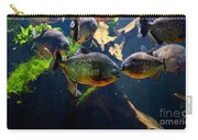 Red Bellied Piranha Or Red Piranha Carry-all Pouch