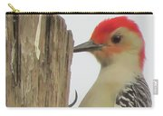Red-bellied Woodpecker II Carry-all Pouch