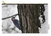 Red Bellied Woodpecker No 1 Carry-all Pouch