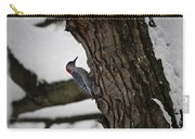 Red Bellied Woodpecker No 2 Carry-all Pouch