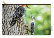 Red-bellied Woodpeckers Carry-all Pouch