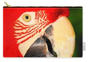 Red Bird Carry-all Pouch