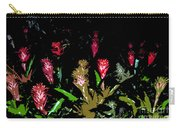 Red Blooms Carry-all Pouch
