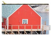 Red Boathouse Carry-all Pouch