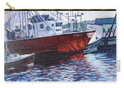 Red Boats Carry-all Pouch