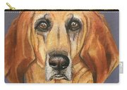 Red Bone Coon Hound Carry-all Pouch