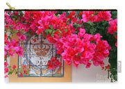 Red Bougainvilleas Carry-all Pouch