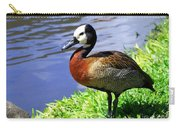 Red Breasted Wood Duck Carry-all Pouch