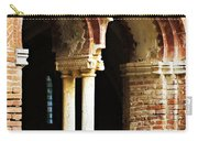 Red Brick Archway Soft Carry-all Pouch
