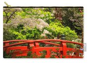 Red Bridge Springtime Carry-all Pouch