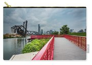 Red Bridge To Chicago Carry-all Pouch