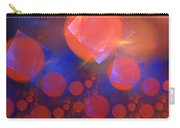 Red Bubble Suns Carry-all Pouch