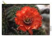 Red Cactus Flower  Carry-all Pouch