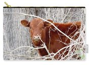 Red Calf  Hideaway Carry-all Pouch