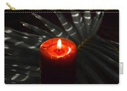 Red Candle Carry-all Pouch