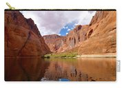 Red Canyon Reflections Carry-all Pouch
