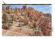 Red Canyon Trail Carry-all Pouch