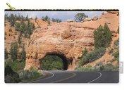 Red Canyon Tunnel Carry-all Pouch