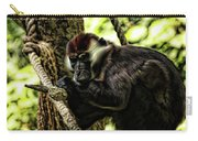 Red-capped Mangabey Carry-all Pouch