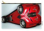 Red Car 007 Carry-all Pouch