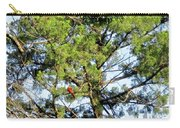 Red Cardinal In Tree Carry-all Pouch