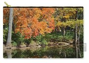 Red Cedar Banks Carry-all Pouch