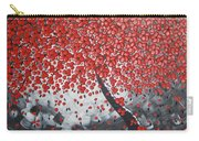Red Cherry Tree Carry-all Pouch