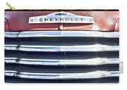 Red Chevrolet Grill Carry-all Pouch