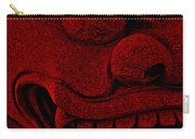 Red Chinese Dragon Carry-all Pouch