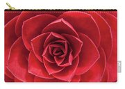 Red Chrysanthemum Carry-all Pouch