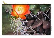 Red Claretcup Cactus Carry-all Pouch