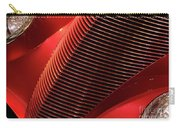 Red Classic Car Details Carry-all Pouch