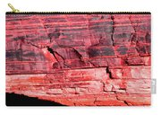 Red Cliff Carry-all Pouch