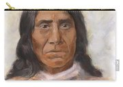 Red Cloud Carry-all Pouch by Brandy Woods