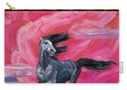 Red Cloud Horse Carry-all Pouch