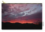 Red Cloud Sunset Carry-all Pouch