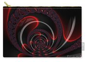 Red Cobra Carry-all Pouch by Vix Edwards