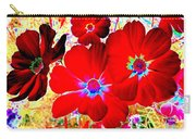 Red Cosmos Carry-all Pouch