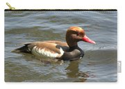Red-crested Pochard Carry-all Pouch